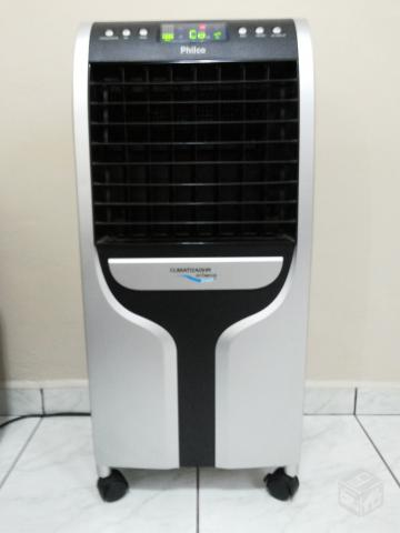 Climatizador de ar digital