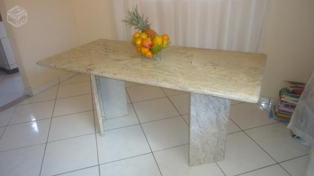 Linda mesa de granito ofertas vazlon brasil - Mesa de granito ...