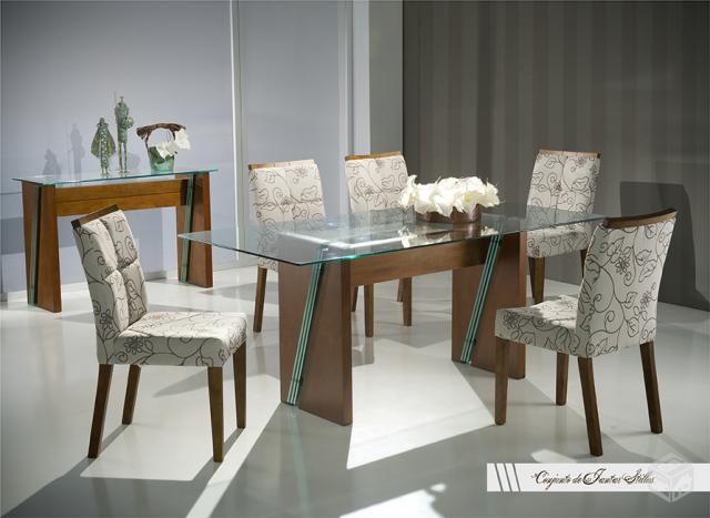 Moveis Para Sala De Jantar Madeira ~ sala de jantar stillus mesa de jantar 4 lug completa r mesa de jantar