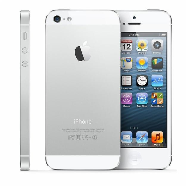 IPhone 5 R$ Venda Urgente (NOVO) (Branco)