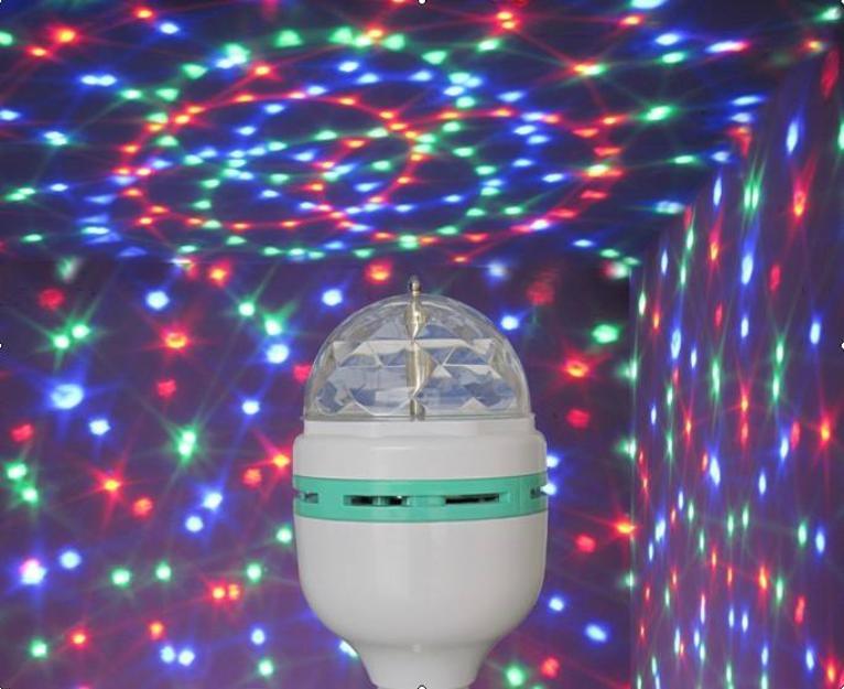 Resultado de imagem para lampada efeito luz rotativa