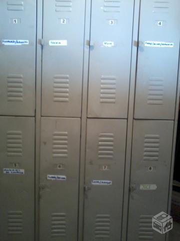 Armario vestiario de aco 8 portas grandes porto alegre for Armario vestiario 8 portas