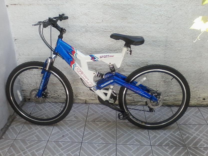 bicicleta ciclo shimano tripla suspensao | Vazlon Brasil