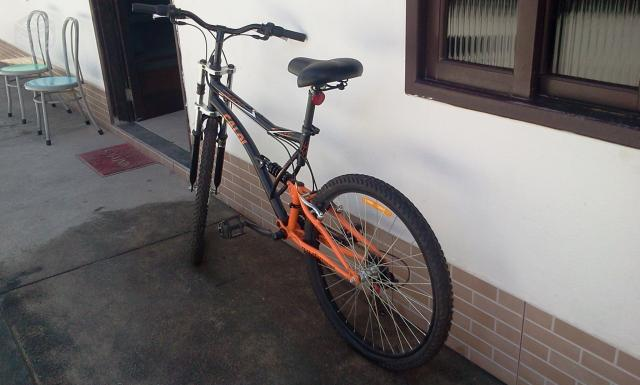 Caloi XRT v Full Suspension 0km