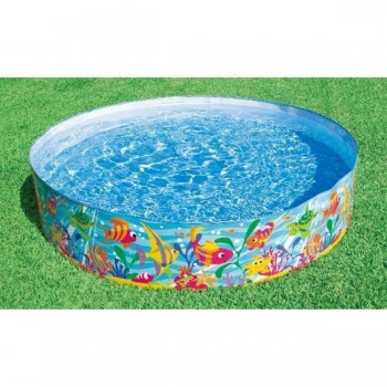 Piscina Intex Snapset  Litros  - Paraíso do Norte -