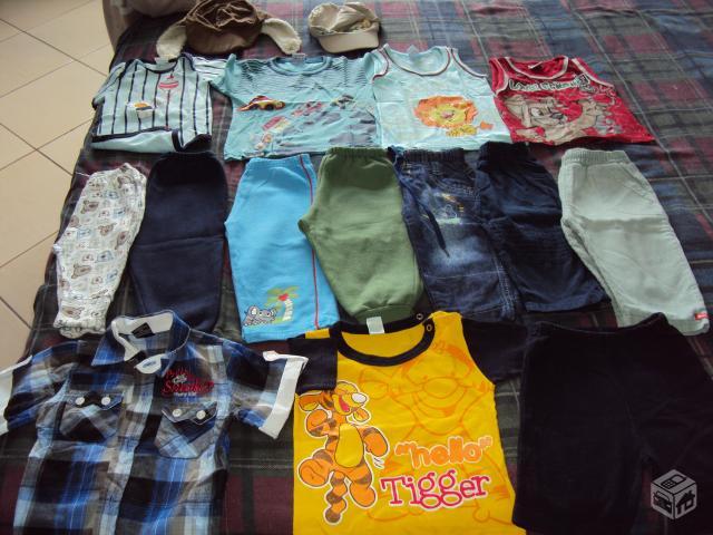 96b5d75c79 lote roupa de menino de 3 meses a 1 ano   OFERTAS