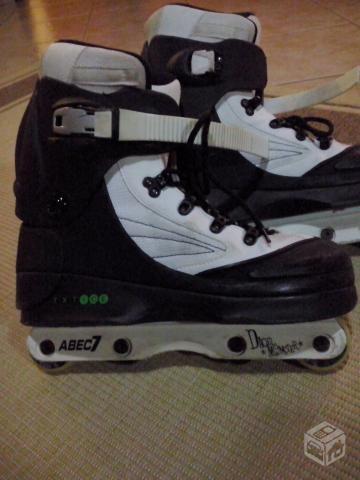 243fb8e7ee5f8 patins street txt ice daciel monster kit protecao   OFERTAS ...