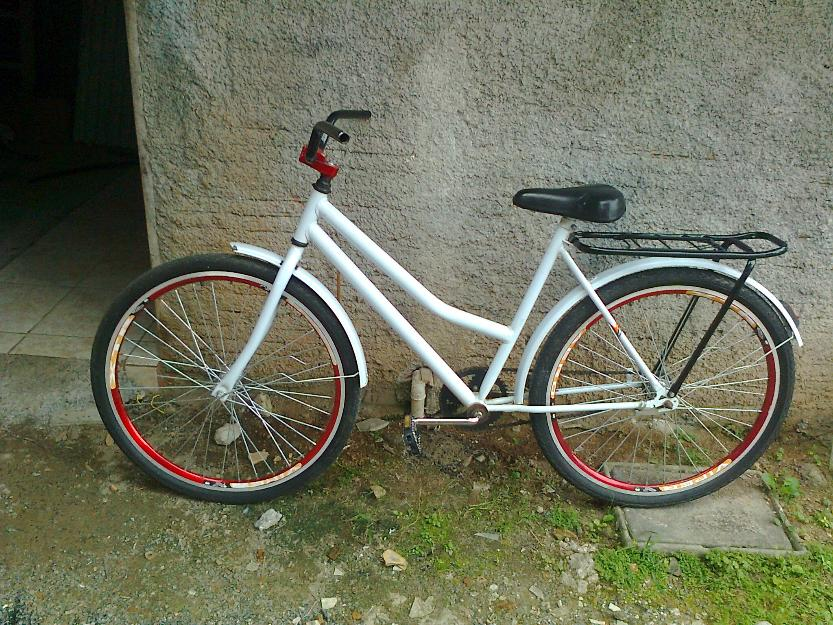 bicicleta tropical