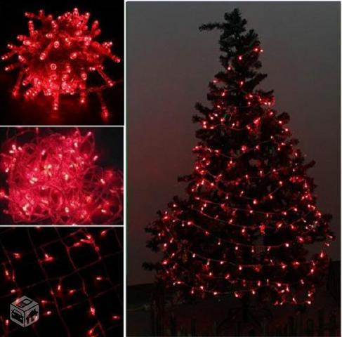 lampadas de natal taschibra Vazlon Brasil