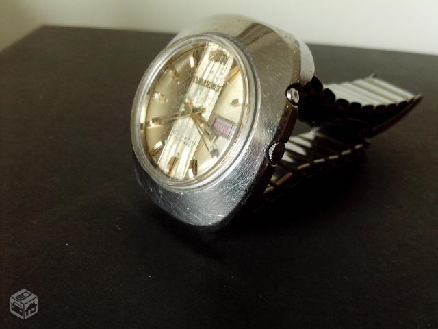 e3b4450418c relogio orient pulso antigo automatico jewels original   OFERTAS ...