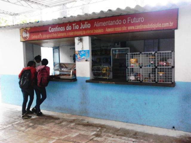 Passo ponto cantina escolar urgente ofertas vazlon for Propuesta para una cantina escolar