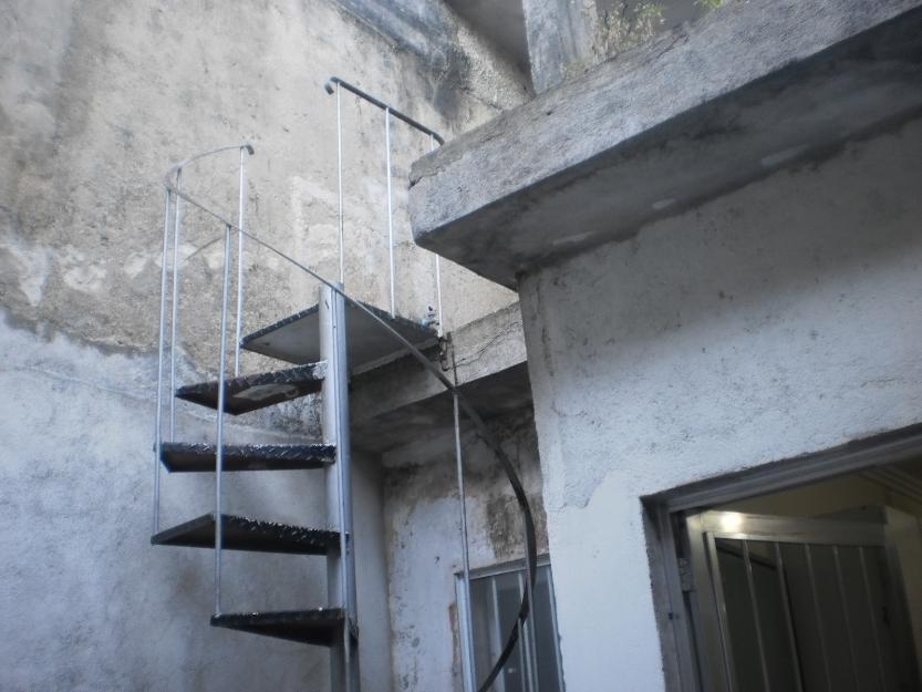 Escadas Caracol de Ferro Escada Caracol Ferro