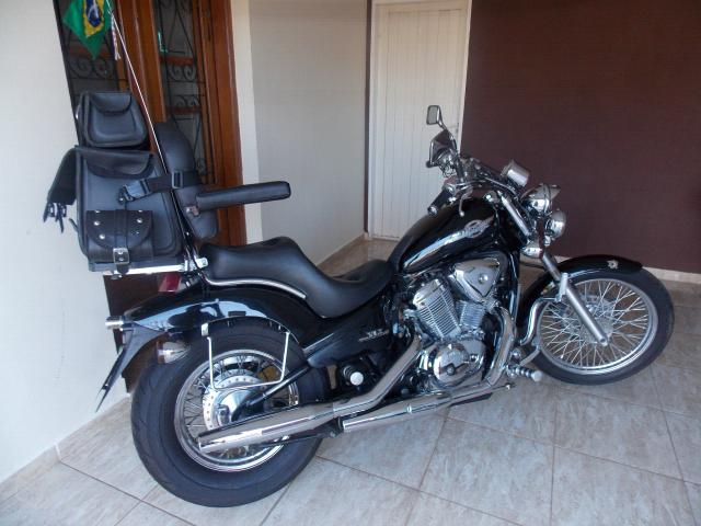 Honda Shadow Moto Shadow