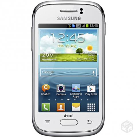 Samsung Galaxy Young Duos TV