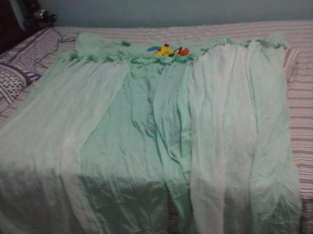 cortina para quarto de bebe