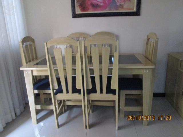 Jogo De Sala De Jantar ~ jogo sala de jantar vendo jogo de jantar muito bem con se rvado troco