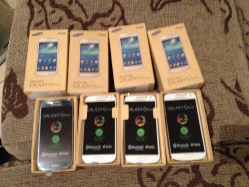 Celular Desbloqueado Samsung Galaxy S4 Mini 4g Preto Com: Galaxy Y Duos Branco Novo Na Caixa Com Todos