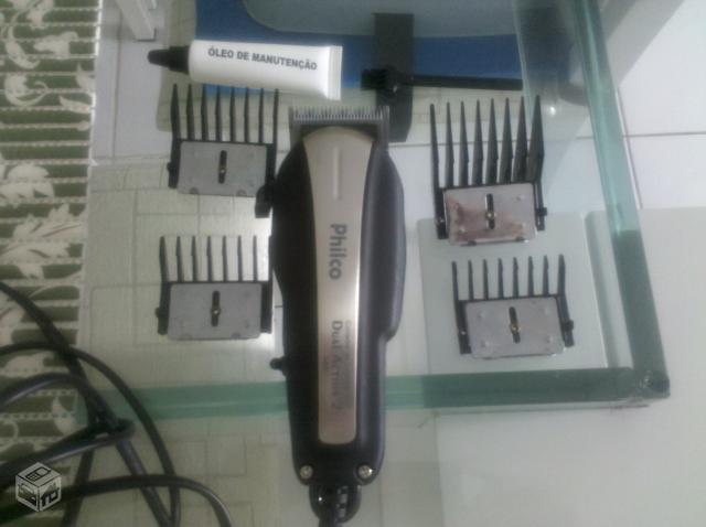 00ffb1e54 maquina de cortar cabelos philco dual action titanium [ OFERTAS ...
