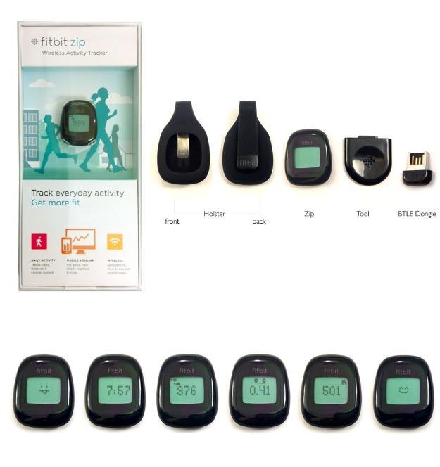 Fitbit Zip Track Sleep