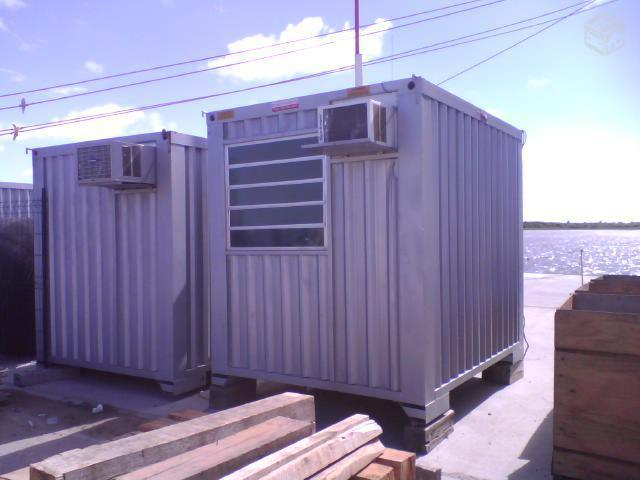Container Maritimo  FT,  FT OU  FT HC