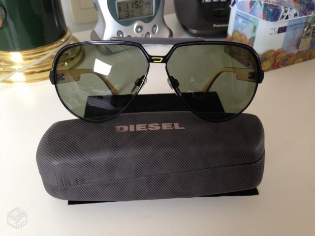oculos de sol diesel original   OFERTAS     Vazlon Brasil d31cc31952