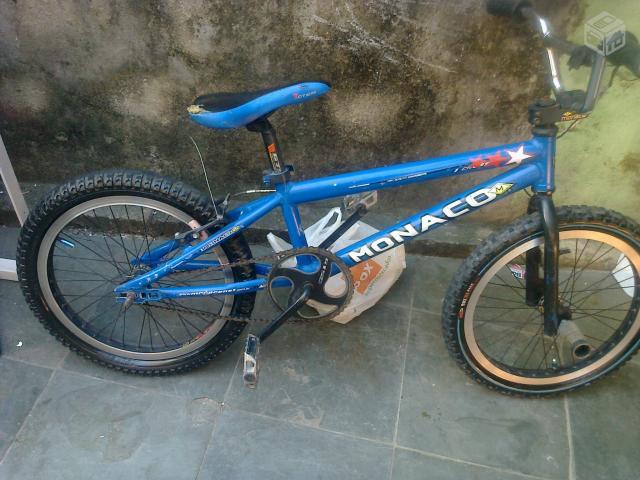 bicicleta monaco aro para cross bicicleta pouco usada quadro monaco