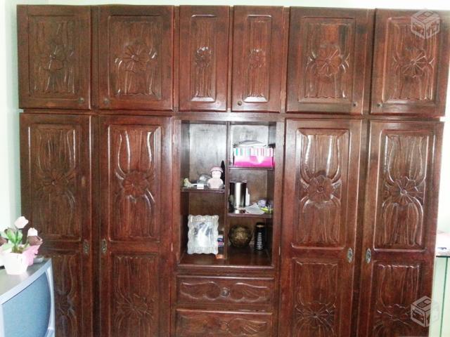Armarios Antigos : Jogo de armarios antigos macanaiba pecas ofertas