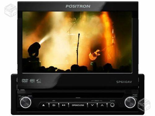 DVD Retratil  Positron