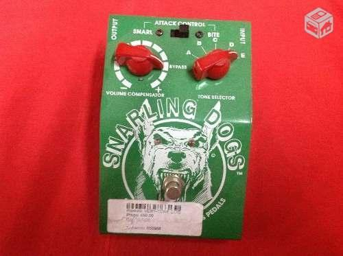 Pedal Guitarra Snarling Dogs Very Tone Equalizer