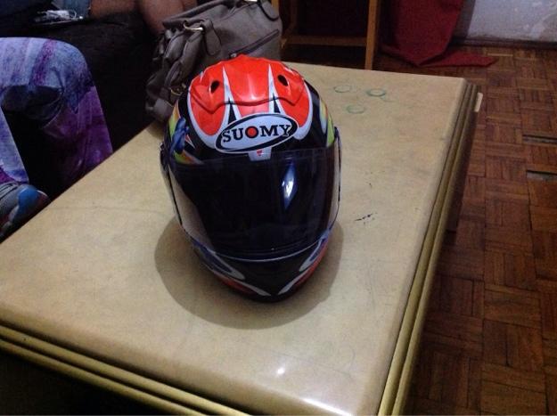 capacete suomy trek dog | Vazlon Brasil