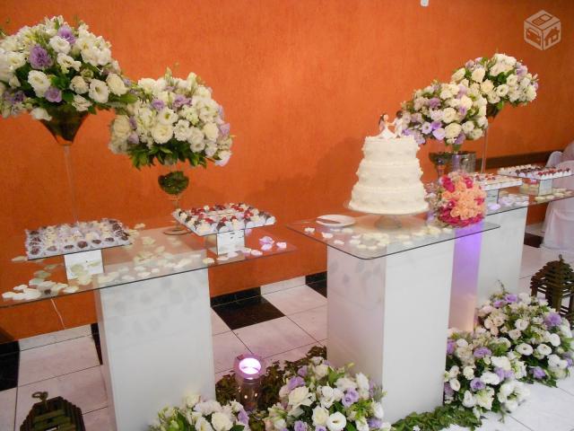canaa decoracao de eventos chacaras igrejas salao  Vazlon Brasil