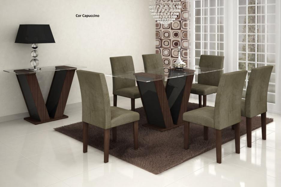 Cadeiras Para Sala De Jantar Em Bh ~ sala de jantar urgente belo horizonte moveis  Vazlon Brasil