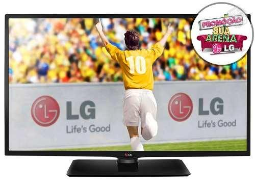 Tv  Led Plus 3d Lg Full Hd 3 meses de uso. nova
