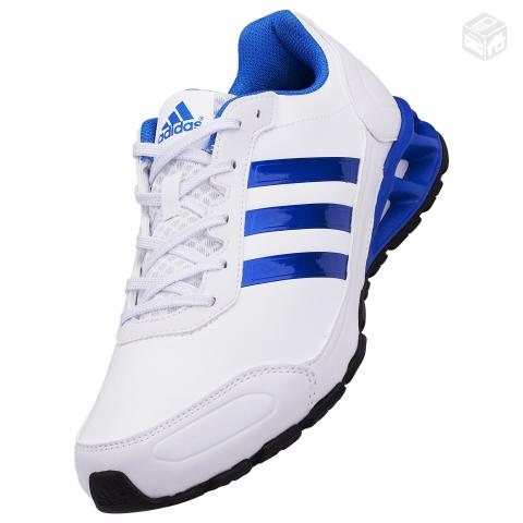 2f2938c0e28 Tnis Adidas Falcon Rio BrancoAzul