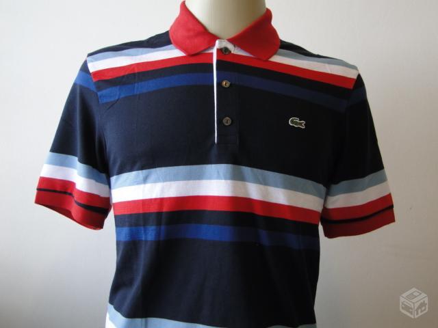 Camisas Lacoste Original R Ofertas Vazlon Brasil