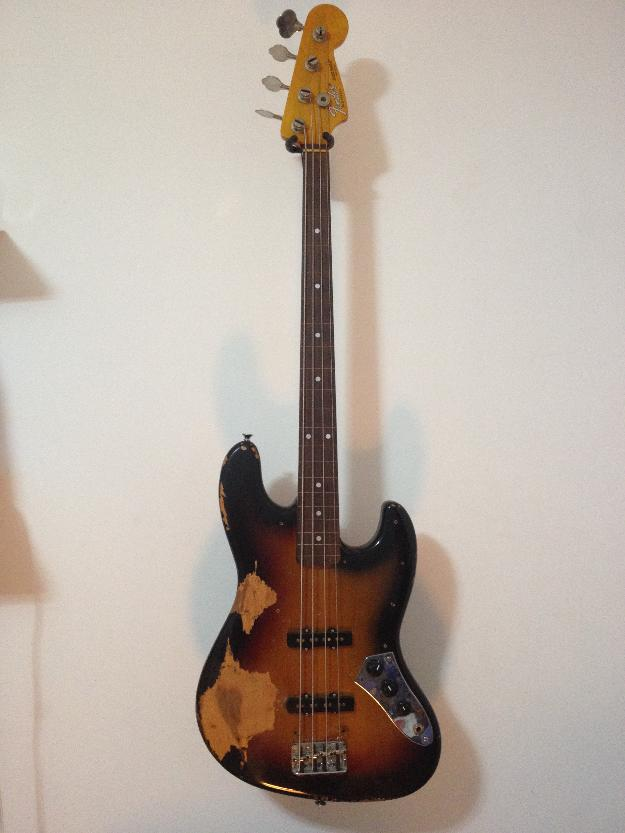 Circuito Ativo Fender Jazz Bass : Baixo shelter sx jazz bass fretless vazlon brasil