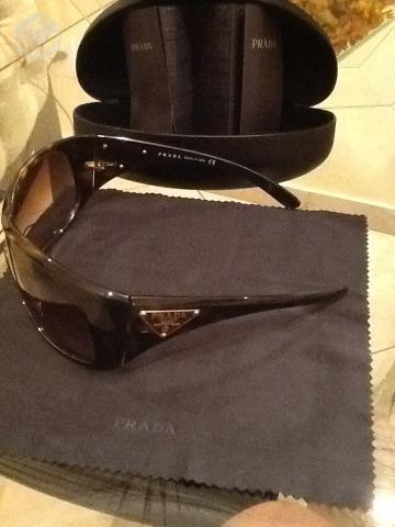 oculos de sol prada sps02m cor brs 6s1 masculino usado   OFERTAS ... 0b5a82e5ab