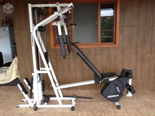 e1acc168b aparelho de musculacao athletic avant   OFERTAS