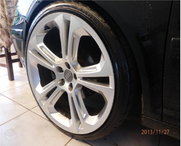 jogo de roda aro modelo audi s3 com pneus novos ofertas vazlon brasil. Black Bedroom Furniture Sets. Home Design Ideas