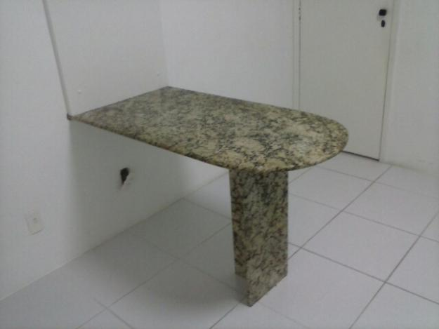 Mesa de granito branco com verde para consultorio vazlon - Mesa de granito ...