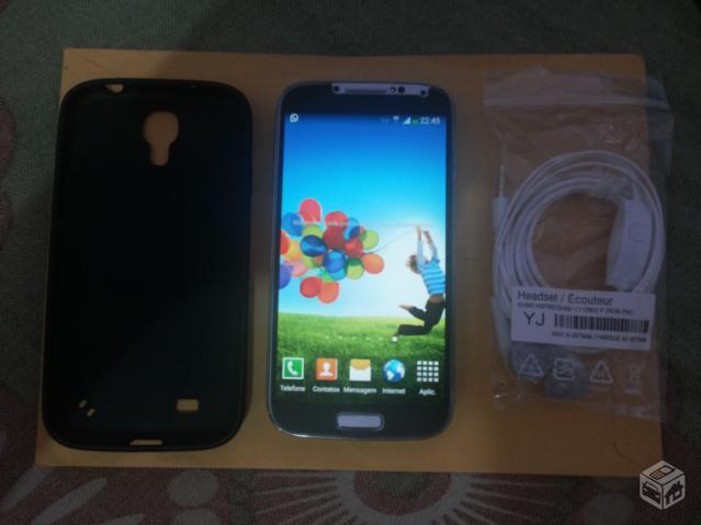Celular Desbloqueado Samsung Galaxy S4 Mini 4g Preto Com: Celular Sansug S4 Sem Uso [ OFERTAS ]