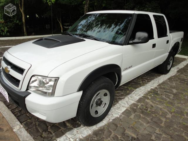 Gm - Chevrolet S Colina 4x2 Diesel Cabine Dupla -
