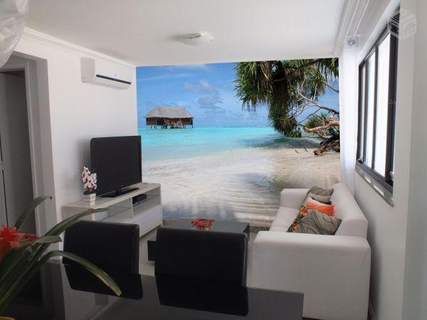 Aparador Blanco Roble ~ papel de parede personalizado para salas quartos geladeiras [ OFERTAS ] Vazlon Brasil