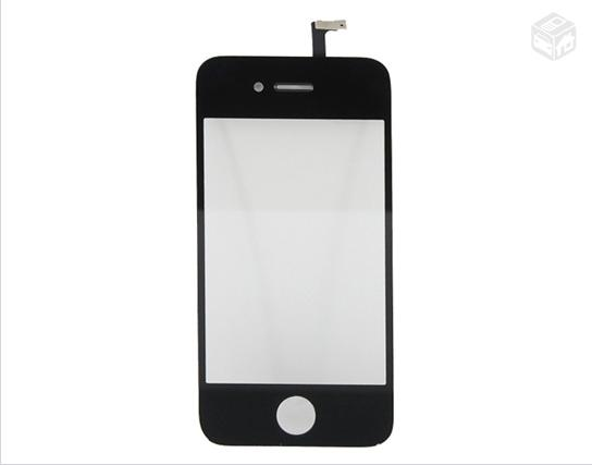 Display LCD Apple iPhone 4 e 4S PRETO