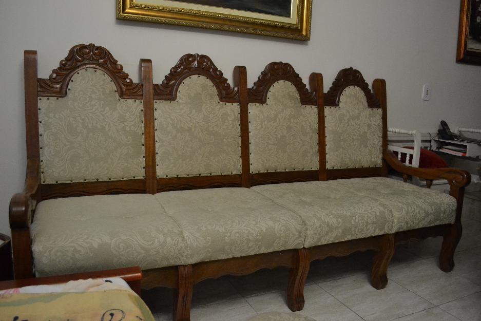 Sofa estilo colonial pra recaparotima estrutura vazlon brasil - Sofas estilo colonial ...