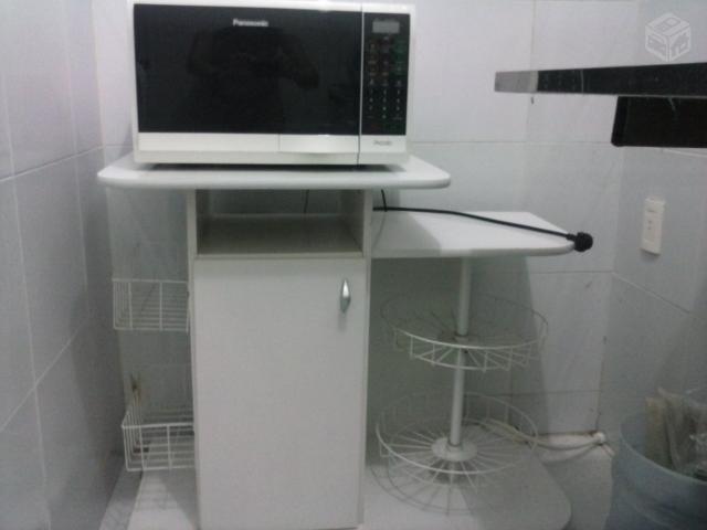 Mesa para microondas ofertas vazlon brasil for Mesa para microondas