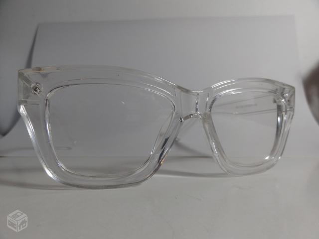 armacao rb retro p grau branca ou transparente brinde   OFERTAS ... 6e7a25818a