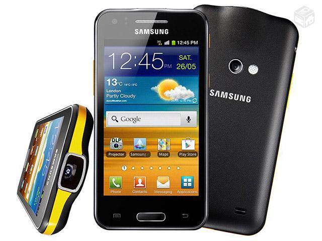 Celular galaxy y tv na caixa novo ofertas vazlon brasil for Samsung beam tv