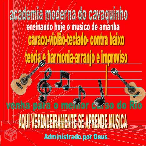 Curso de musica rj