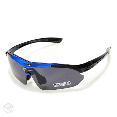 2429c66755a08 oculos esportivo 5 lentes polarizado rockbros   OFERTAS     Vazlon ...
